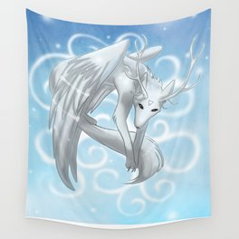 Winter Spirit Wall Tapestry