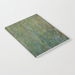 Raining Wisteria Notebook