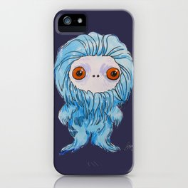 Moonkhin 3 (blue tranquil) iPhone Case