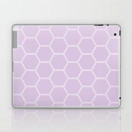 Honeycomb Light Purple #288 Laptop & iPad Skin