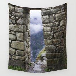 Heaven's Door Wall Tapestry