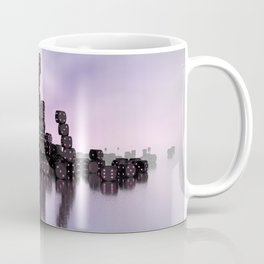 it's not Domino-day today Coffee Mug