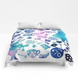 Alice in Wonderland - Galaxy W Comforters