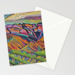 Topa Mountain Winery Stationery Cards