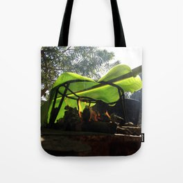 Bijao para la vida / Bijao for life Tote Bag
