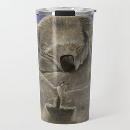What Does the Koala Dream? Travel Mug