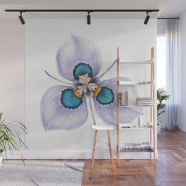Flower Painting | MORAEA VILLAS | Watercolour | Nature Wall Mural