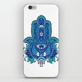 Hamsa iPhone Skin