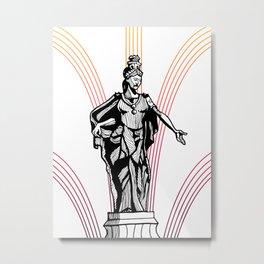Berolina - Spirit of Berlin Metal Print