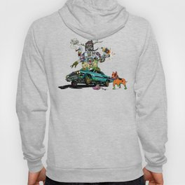 B-Side Low Ride Hoody
