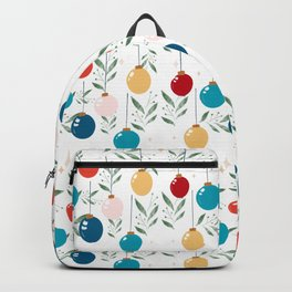 MERRY CHRISTMAS - RED Backpack