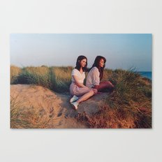 this side of paradise  Canvas Print
