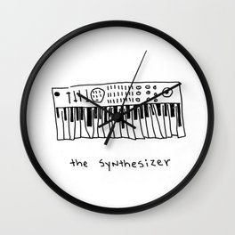 The Synthe Wall Clock