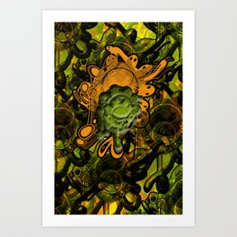 Trip 02 Art Print