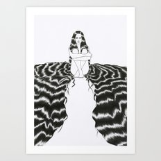 The Awaking Art Print