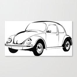 Slug Bug Canvas Print