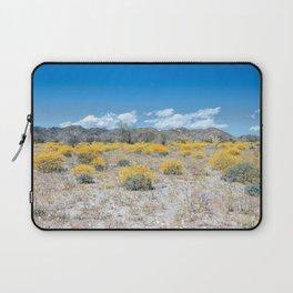 Super Bloom 7292 Paradise Joshua Tree Laptop Sleeve