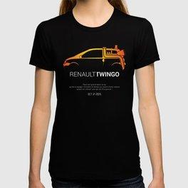 Retour vers le futur - Twingo T-shirt