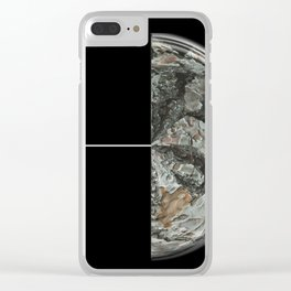 War Clear iPhone Case