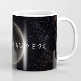 Moon Glyph Coffee Mug