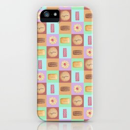 Famous Dunkers iPhone Case