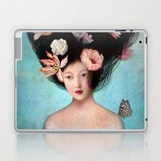 The Botanist's Daughter Laptop & iPad Skin