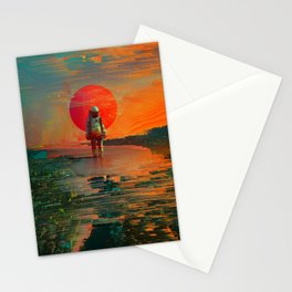 The Blast Stationery Cards