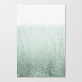 FADING GREEN EUCALYPTUS Canvas Print