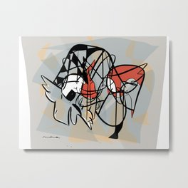 Guests of a dream Metal Print