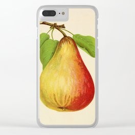 Canadian Horticulturalist 1888-96 - Pear Clear iPhone Case