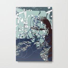 Visions Metal Print