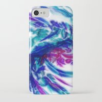 tie dye iPhone & iPod Cases featuring Tie Dye by ArtsyWorks