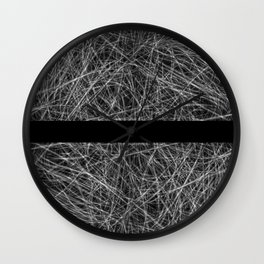 nered Wall Clock