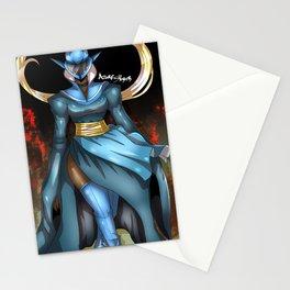 Royal Ranger - Azure Slayer: Levaiathon Stationery Cards