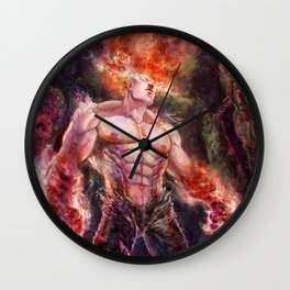 The Demiurge Wall Clock