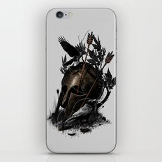 Legends Fall iPhone & iPod Skin