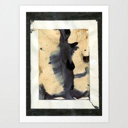 Washes Art Print