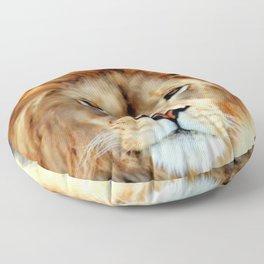 LION - Aslan Floor Pillow