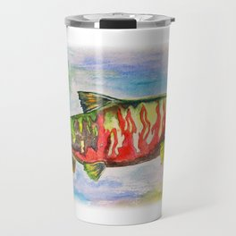 Chum Salmon Travel Mug
