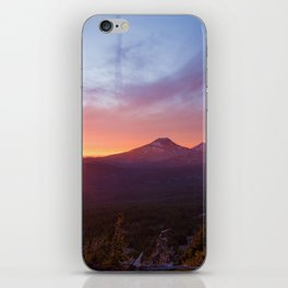Sunset Summits iPhone Skin