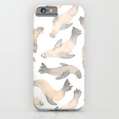 My Lips Are Seals iPhone 6s Slim Case