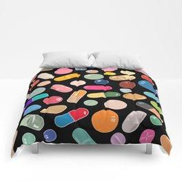 Unicorn Vitamins Comforters