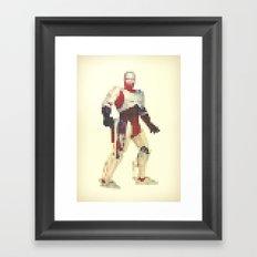 Rodot: Murphy Framed Art Print