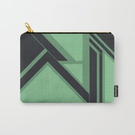 Emanate, #1 Minted Carry-All Pouch