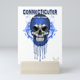 To The Core Collection: Connecticut Mini Art Print