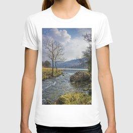 Llyn Gwynant T-shirt
