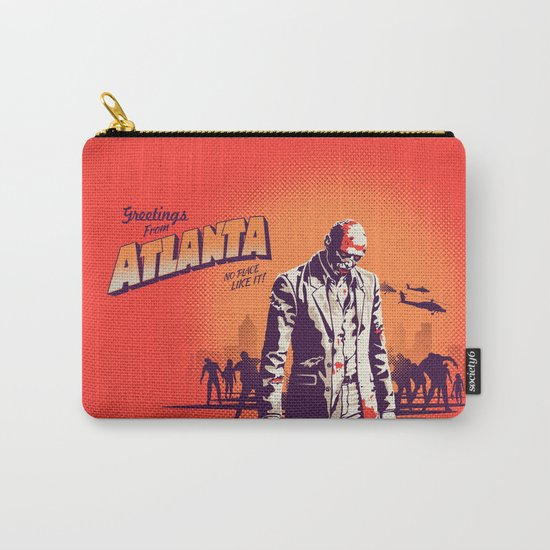 No Place Like it! Carry-All Pouch