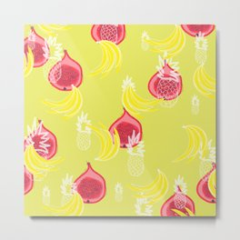 FRUIT COCKTAIL Metal Print