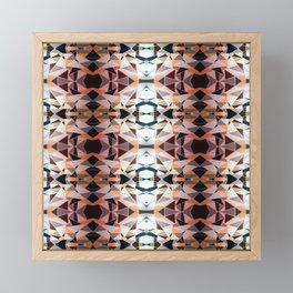 Slice Framed Mini Art Print