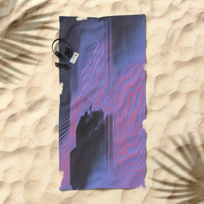 Nameless Beach Towel